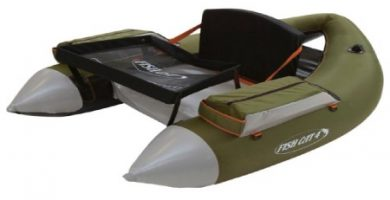 outcast fish cat 4 float tube